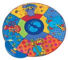 Jolly Jumper Musical Play Mat Jolly Jumper