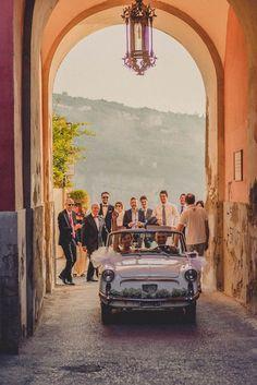 summer wedding in sorrento | livio lacurre photography