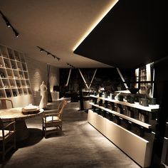 Zhenxi Tea Bio Boutique flagship by Marques & Jordy, Fuqing + China