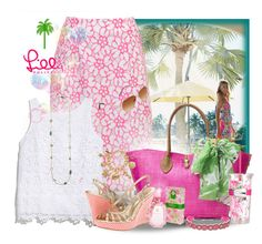 """""""lilly"""" by twosisterzcreationz ❤ liked on Polyvore featuring Lilly Pulitzer"""