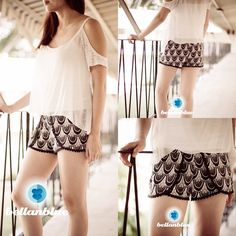 🆕The PERRIS scales woven shorts - BLACK Super fun pair of shorts to jazz up any outfit! NO TRADE‼️ Shorts