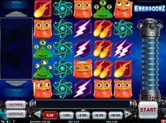 Energoonz is precies het soort van spel dat we graag spelen. Het is een boeiende online slot van PlayNGo, dat elementen uit verschillende genres mengt om een heel aangename ervaring te creëren. De gameplay vindt plaats op een 5x5 raster en terwijl er geen winlijnen zijn, worden de winnende combinaties gemaakt door voering van drie of meer dezelfde symbolen horizontaal of verticaal. Er zijn ook Wild Symbool, Multiplier, Scatter Symbool en Gratis Spins.