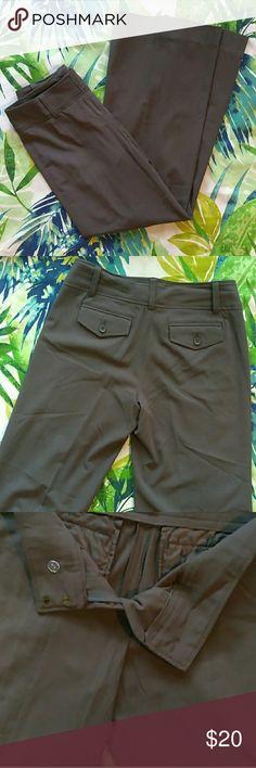 CAbi Gray Pants Style# 337L Like new CAbi Gray Pants Style# 337L Size 12 CAbi Pants