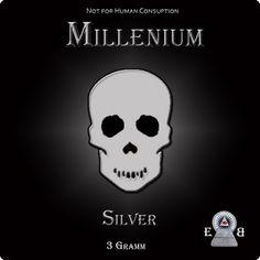 In der Millenium Reihe gibt es drei verschiedene Räuchermischungen. Die Millenium Platinum Kräutermischung ist dabei die stärkste dieser drei.