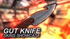 CS:GO Gut Knife - ALL SKINS SHOWCASE + PRICES IN DESCRIPTION
