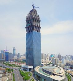 Image 20 of 24. Forum 66 Tower 2 in Shenyang, China — 1,150 feet. Image © z0rg/SkyscraperCity
