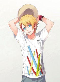He's adorable xD uta no prince sama