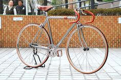 *CINELLI* gazzetta complete bike, via Flickr.