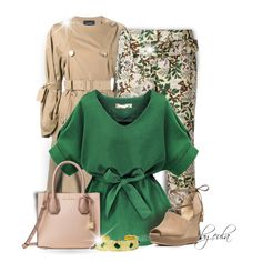 MICHAEL Micheal Kors-Bag & Shoes (Outfit Only)