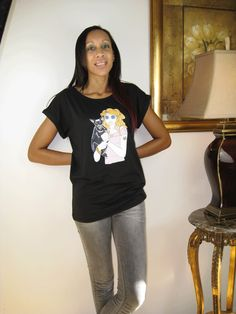 A simple message from Alice Brands.... we hope you like our womens tops, something new, youngful and vibrant. T-shirts must be one of the most popular womens garments for all occasions, and we would love to add to your clothing choice with one of ours. Please visit: www.etsy.com/shop/AliceBrands www.alicebrands.co.uk