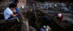 Noticias ao Minuto - Deslizamentos deixam pelo menos 16 mortos na Colômbia