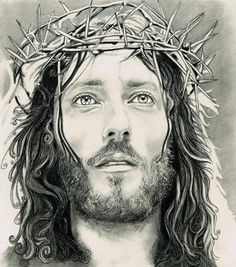 Jesus of Nazareth by georginaflood.deviantart.com