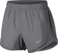 Nike Women's Heatherized Tempo Running Shorts Nike Women's 3 & # & # Melierte Tempo-Laufshorts Nike Tempo Shorts, Grey Nike Shorts, Nike Running Shorts, Womens Nike Shorts, Jean Shorts, Nike Workout Clothes, Nike Shorts Outfit, Nike Clothes, Casual Clothes