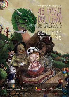 Feria del libro de Valladolid 2010