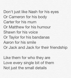 #Magcon This is what I always say but none of my friends listen to me