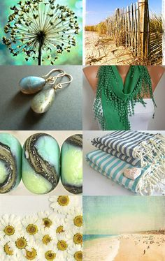 Etsy Treasury featuring Beach Cottage LIfe Photography