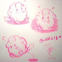 Swirlix is so cute!