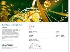 Certifikáta ATC.