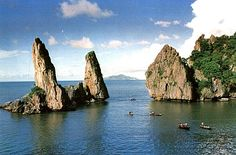 Vietnam, Sons and Caves on Pinterest