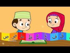 Nasheed | Arabic Alphabet Song with Zaky | HD - YouTube