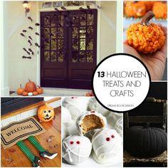halloween treats and crafts