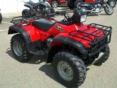 HONDA 450 ATV MANUAL TRX450 TRX450S TRX450ES TRX450FE