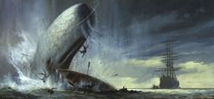 Moby Dick, le film