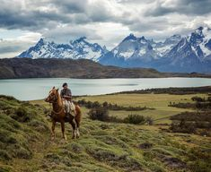 #NatGeoTravelStories // Follow our account this weekend as @jonathan_irish shares images while on a hiking adventure at Tierra Patagonia Lodge in Torres del Paine National Park Chile  #7 Samuel  If you travel to Patagonia no doubt you will come across some Gauchos (cowboys of the region) perhaps riding at full gallop across the pampas with 20 or 30 of their dogs sprinting behind them to keep up. You may even get to go on a horseback ride with one like I did. Gauchos work on the vast…