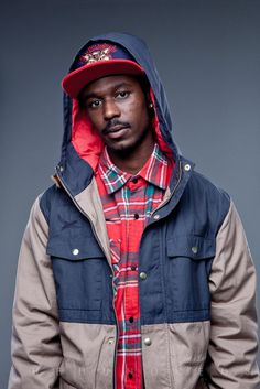 Lookbook with The Hundreds collection (Winter 2012) #streetwear #streetstyle