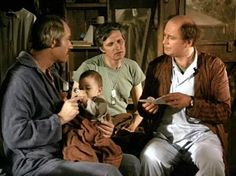 Season Episode 184 : Yessir, That's Our Baby Original Air Date : Written by : Jim Mulligan Directed by : Alan Alda Hawkeye, B. Best Series, Tv Series, Mash Characters, Alan Alda Mash, Mash 4077, Hogans Heroes, The Originals Show, Hero Quotes, Inspirational Movies