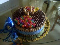 Tortas De Pirulin Chocolate Dandy Bolero Oreo Dulces  Bs 1495 cakepins.com