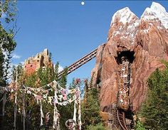 Expedition Everest, Disneyworld Orlando. Best ride ever! Can't do ...