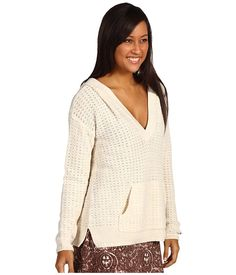 Roxy Sierra Ridge Sweater Coastal Clove - 6pm.com