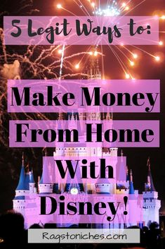 I'm a huge Disney fa
