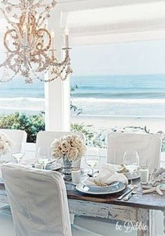 Beach Dining ~ Debbie ❤