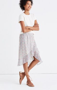 Women's Skirts : Downtown, Mini & A-Line Skirts | Madewell.com