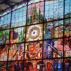 Estación de Abando Indalecio Prieto Spain Bilbao, Madrid, Wanderland, Basque Country, Majorca, Spain And Portugal, Barcelona Spain, Spain Travel, Wanderlust Travel