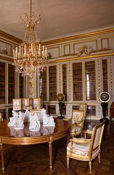 Library - Château de Versailles