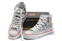 Huge Surprise Converse Chuck Taylor All Star Microphone Edition High Top Leather White
