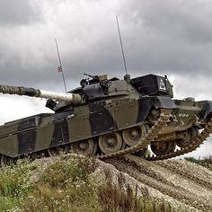 FV4201 Chieftain Main Battle Tank