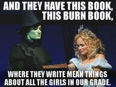 #Wicked #MeanGirls