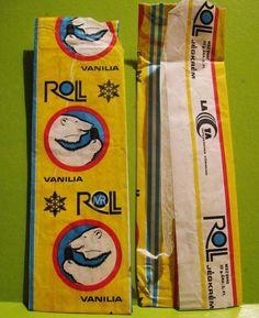 Roll jégkrém (80's) Hungary, My Childhood, Budapest, Tao, Retro Vintage, Memories, Design, Memoirs, Souvenirs