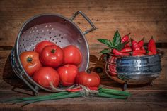 Ingredients for a spicy sauce! by Margareth Photography on 500px