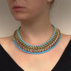 Bird of Paradise – Necklace | Lamprini