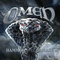 """[CRÍTICAS] OMEN (USA) """"Hammer damage"""" CD 2016 (Pure steel records)"""