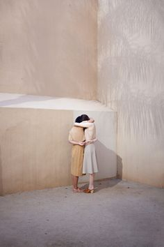 Architecture Meets Perfect Colour Palettes in June Kim & Michelle Cho's…