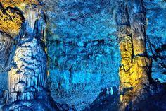 Die Blaue höhle Porto Cristo | Cuevas dels Hams Mallorca