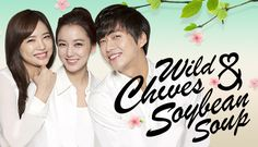 Wild Chives and Soy Bean Soup: 12 Years Reunion