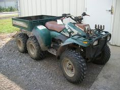 Cheap Used 1988 Honda Fourtrax 300 Four Wheeler For Sale