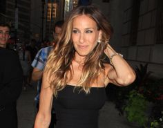 Gala #outfits: Sarah Jessica Parker, en Nueva York